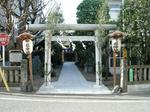 早稲田・天祖神社