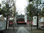 早稲田・水稲荷神社
