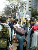 毎回多くの来場者でにぎわう鶴巻町フェスティバル