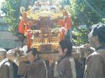 穴八幡宮例大祭