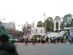 大勢の人が訪れた穴八幡宮