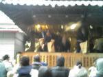 水稲荷神社の節分