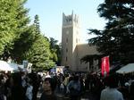 125周年で賑わう早大キャンパス