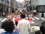 女子大生によるハワイダンス