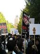 キャンパスが人で埋め尽くされた早稲田祭