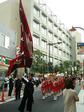 早大創立125周年パレード(イメージ)