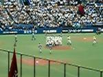 2007年春季リーグ戦早大2連覇の瞬間(2007年6月3日)
